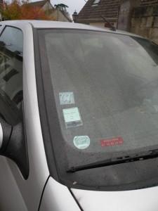 Certificat assurance auto